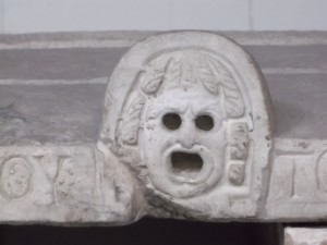 Detail-open mouth